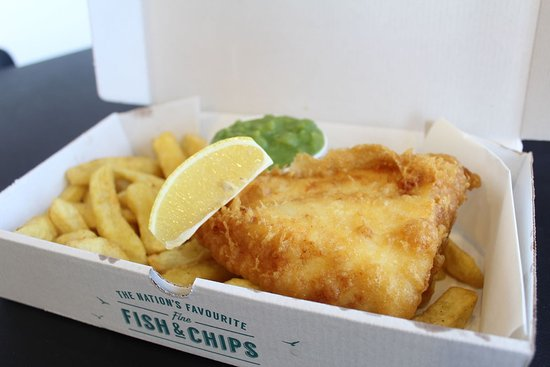 Fish and Chips at Weston Grove: Meal deals available
