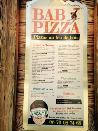 Servoz, Francia: Carte et tarifs