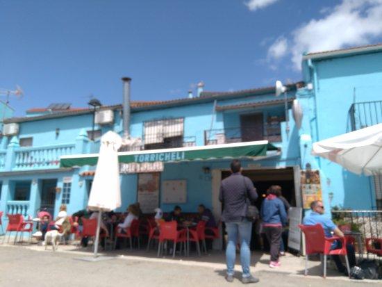 Juzcar, Spain: Entrada
