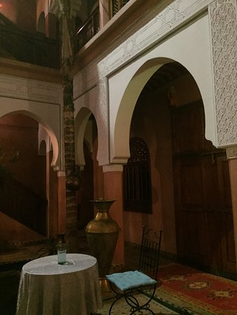 rez de chauss e picture of riad jnane agdal marrakech tripadvisor. Black Bedroom Furniture Sets. Home Design Ideas