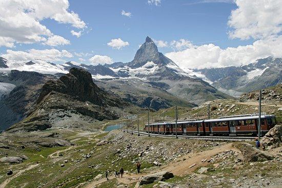 戈尔内格拉特登山火车