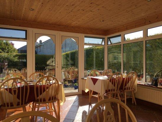 Riverwalk House: Salle de petit-déjeuner