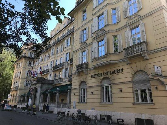 Hotel Laurin Bolzano Booking