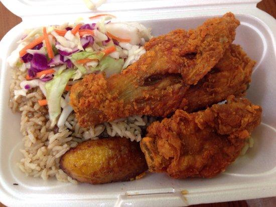 Port Saint Lucie, FL: Awesome Caribbean food!