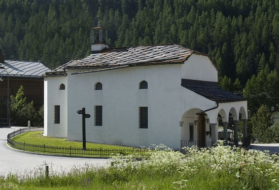 """Kapelle Winkelmatten """"Zur Heiligen Familie"""""""