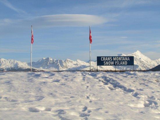 Picture Of Crans-Montana, Crans-Montana