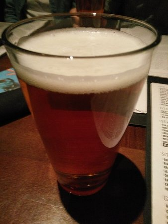 Palmdale, CA: one of the floral beers available