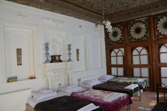 Taha Traditional Hostel: La plus belle chambre! Capacité : 6 personnes