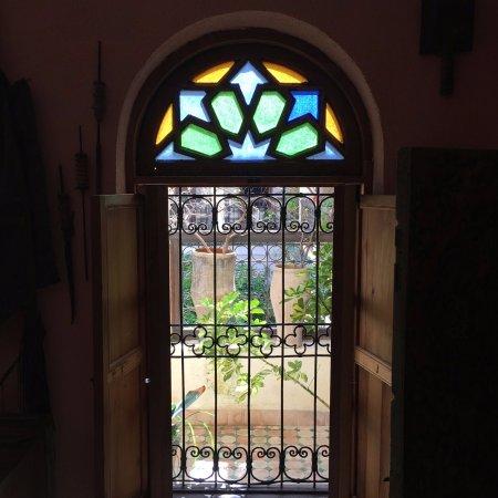 Riad Lune et Soleil: depuis la chambre