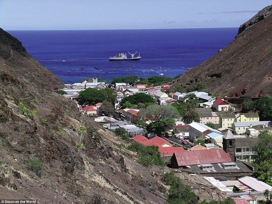 St Helena, Ascension and Tristan da Cunha: Jamestown & RMS