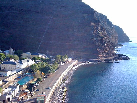 St Helena, Ascension and Tristan da Cunha: Jamestown Bay