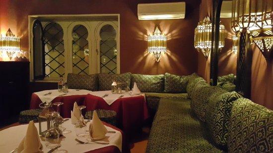 Salon marocain - Picture of Accord Majeur, Ouarzazate - TripAdvisor