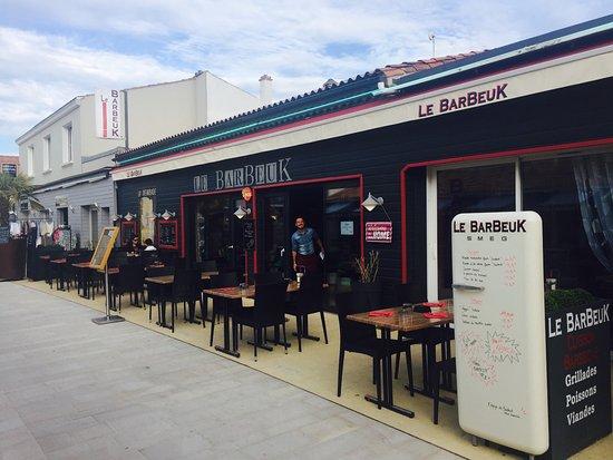 Le barbeuk ronce les bains restaurant reviews phone for Bains les bains restaurant