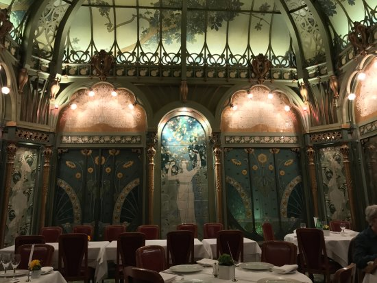 Restaurant Rue Marbeuf