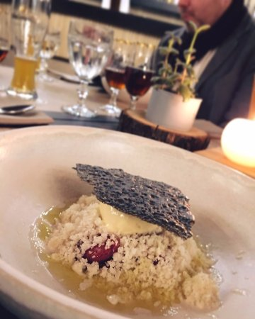 Valmiera, Letonya: dessert