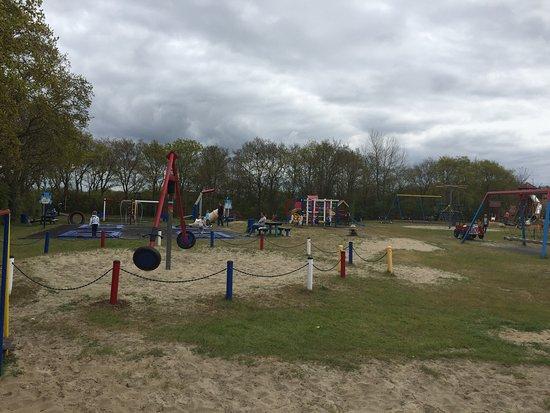Ouddorp, The Netherlands: Speeltuin De Flipjes
