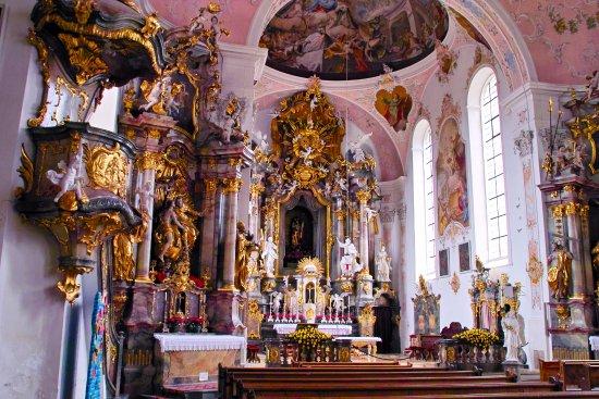 Oberammergauer Kirche: Sankt Peter und Paul