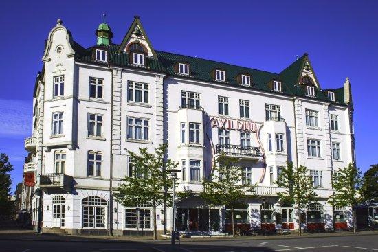 Milling Hotel Saxildhus, Kolding : Hotel Saxildhus facade