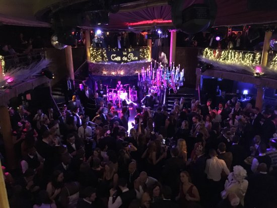 Cafe De Paris Club London Reviews