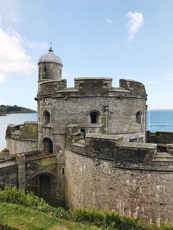 Par, UK: St. Mawes Castle