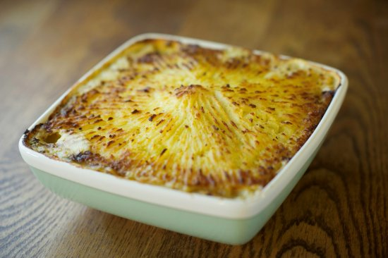 Challacombe, UK: Home cooked pies and casseroles delivered to your cottage