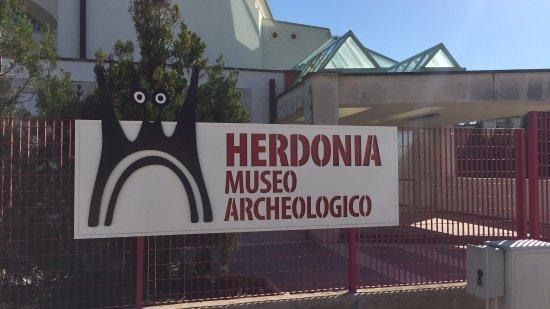 Museo Archeologico Herdonia