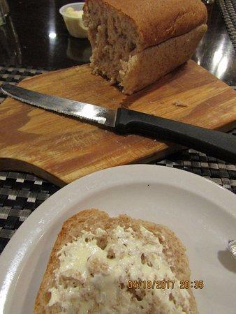 بست ويسترن ستيفينز إن: Good bread that was served with our meals
