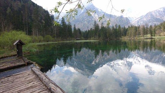 Hinterstoder, Oostenrijk: Beim Schiederweiher