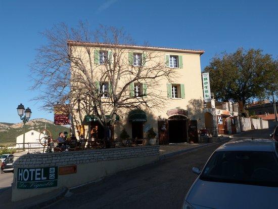Hotel du Vignoble Photo