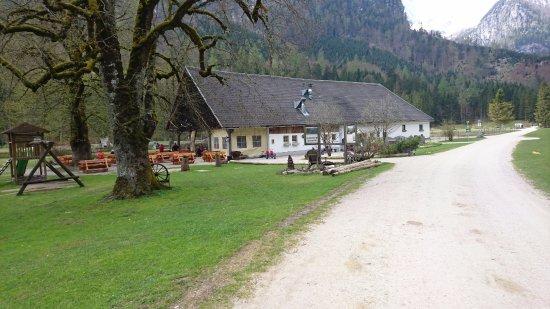 Hinterstoder, النمسا: Das Polsterstüberl