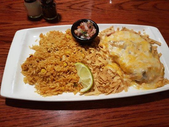 Hühnchen mexikanisch , lecker