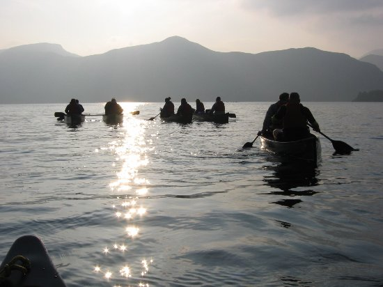 Kendal, UK: Outdoor activities in the Lake District: Adventure journeys with Key Adventures