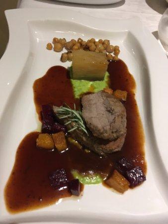 Serendipity Restaurant: Fillet of beef