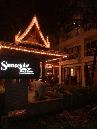 Sunset Beach Resort Aufnahme
