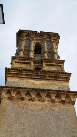 Chiesa del Cuore Immacolato di Maria: Torre