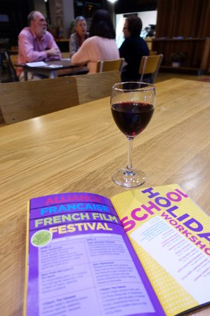 Casula, Australia: Pinot Noir and French films