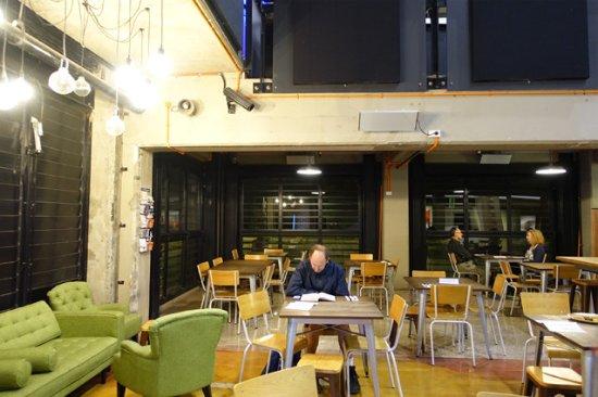 Casula, Australia: Dining room