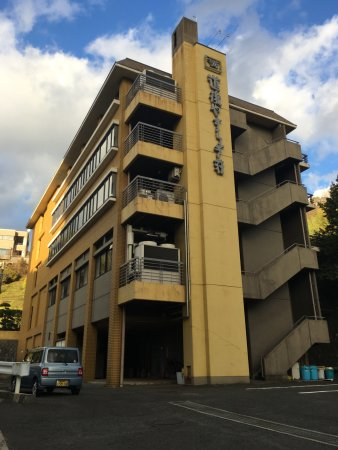 Hotel Luna Park Bettei Yasuragi: 建物外観