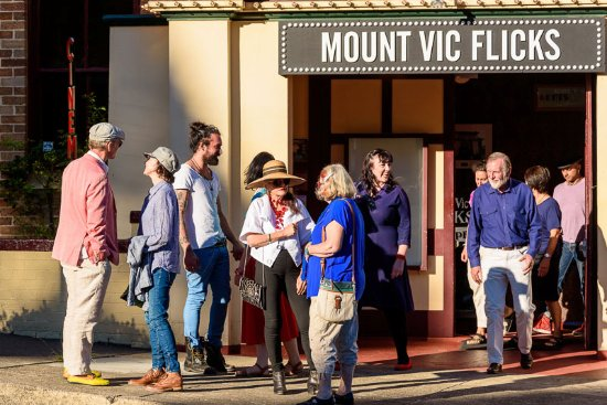 Mount Victoria, Australien: Mount Vic Flicks