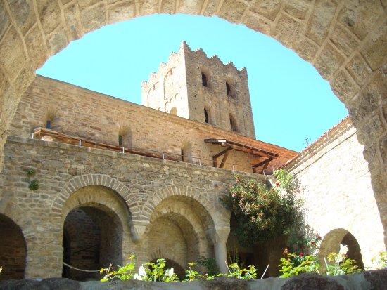 Casteil, Francia: Abadía de Sant Martín del Canigó