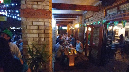 North Riding, Sydafrika: Murphy's Law Bar & Grill