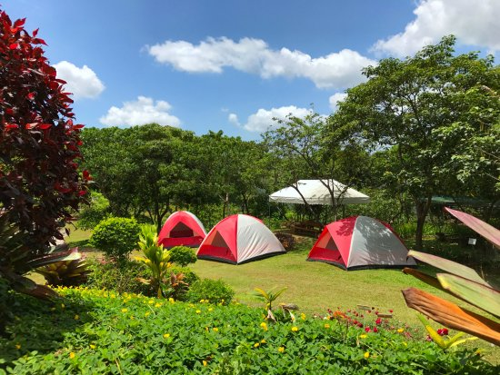 Tanay, Philippinen: Camping