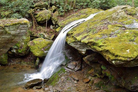 Seven Devils, NC: Otter Falls