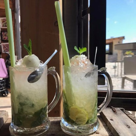 Richerenches, ฝรั่งเศส: Mojito