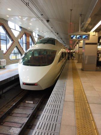 Odakyu Limited Express Romancecar: photo1.jpg