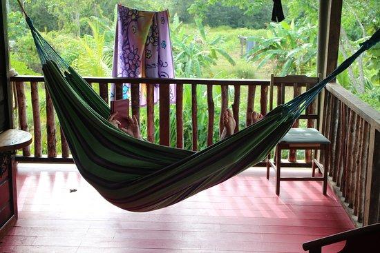 Hangmat Op Balkon : Hangmat op het balkon picture of guesthouse little paradise