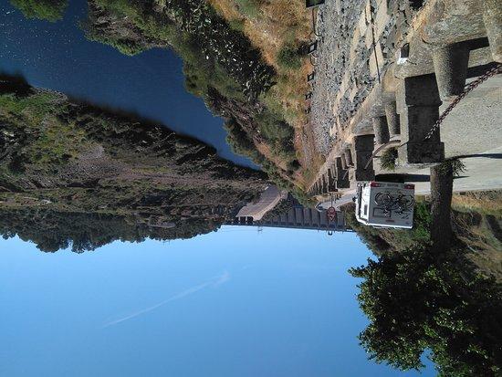 Alcántara, España: Diferentes vistas del Puente