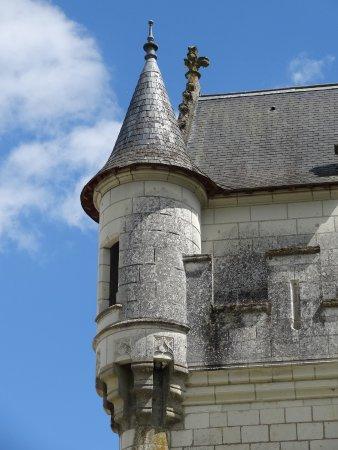 Saint-Flovier, Francja: le château ( les établissements Ste Jeanne d'Arc)