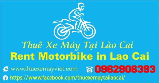 Rent Motorbike in Lao Cai