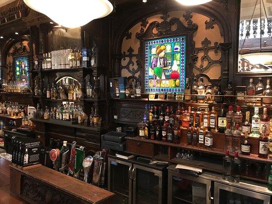 Nancy Hands Bar
